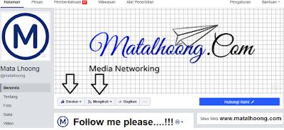 Cara mudah dan efektig tingkatkan follower fanpage fb