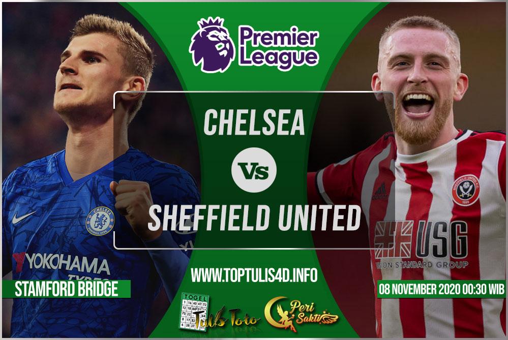 Prediksi Chelsea vs Sheffield United 08 November 2020