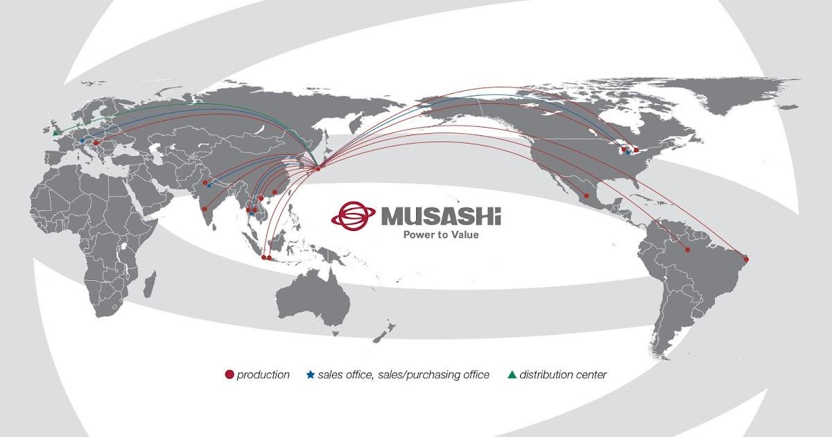 Lowongan Pt Musashi Auto Parts Indonesia Terbaru 2019 Arctansku Com