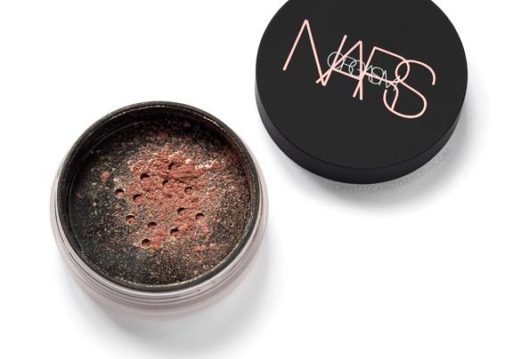 NARS Orgasm Collection 2018 Review Illuminating Loose Powder