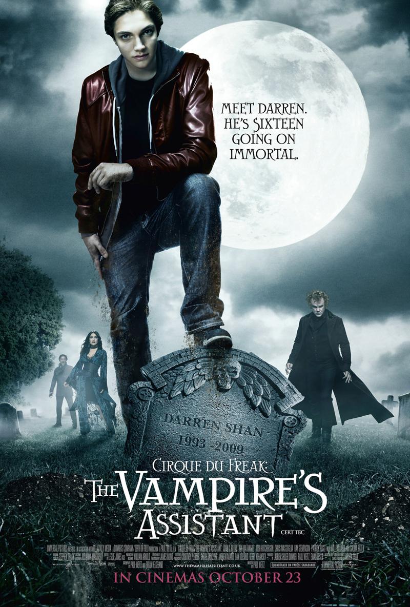 Cirque du Freak: The Vampire's Assistant 2009