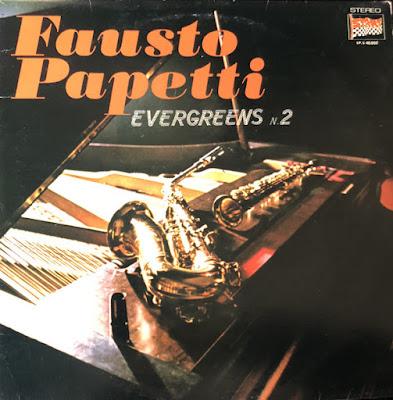 Musica serie 33 giri – Fausto Papetti – Evergreens 2 (1980)
