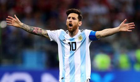 FIFA WORLD CUP: अर्जेंटीना के लिए कुछ नहीं कर पाये MESSI