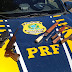PRF prende dois homens armados na BR-287 em Santiago