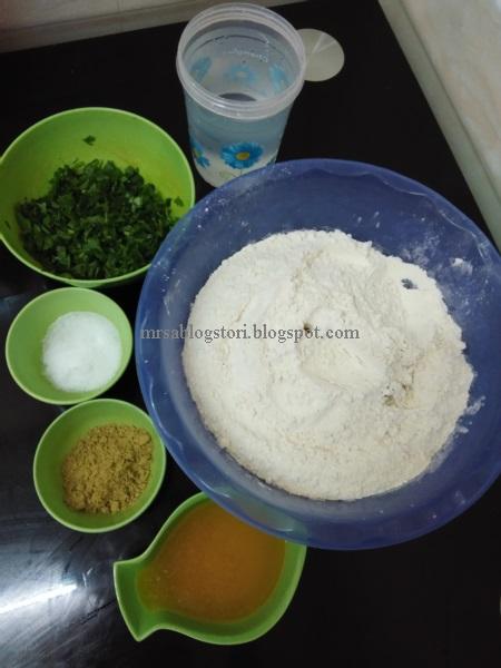 resepi Buat Kuih Gunting