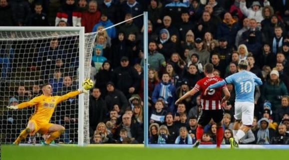 Manchester City defeat Sheffield United to secure first clean-sheet at home since 26 October