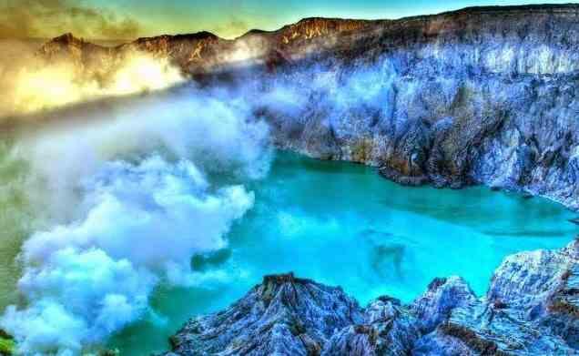 Trip Menuju Kawasan Gunung Ijen Bondowoso   Bersama Tim Jelajah Kabar Bantuan.com