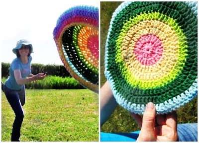 Disco volador FRISBEE JUEGO infantil o para mascotas