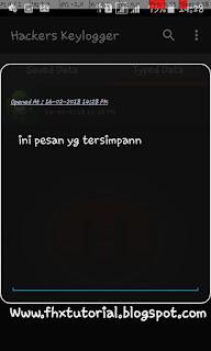 aplikasi perekam password di android