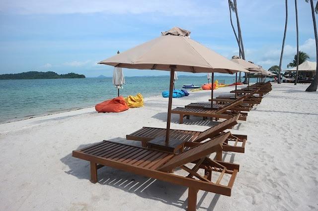 Pulau Ranoh Resort
