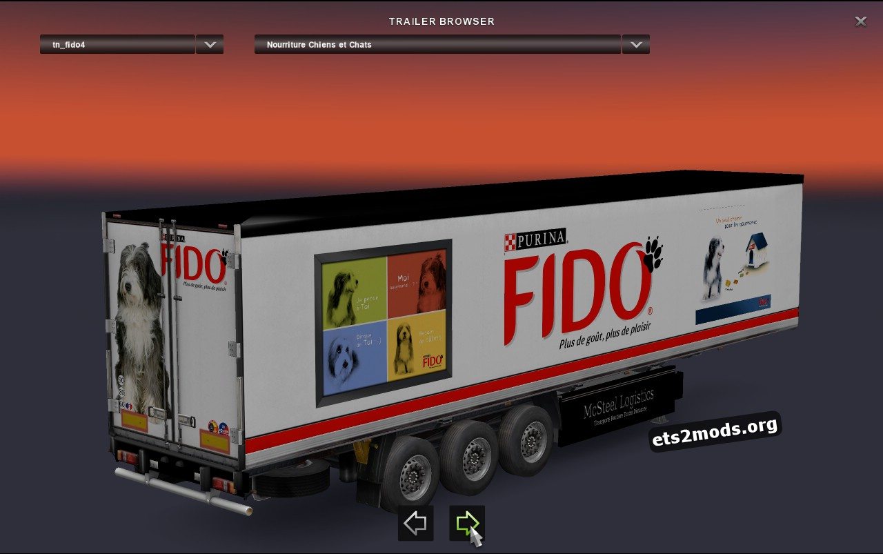FIDO Trailers