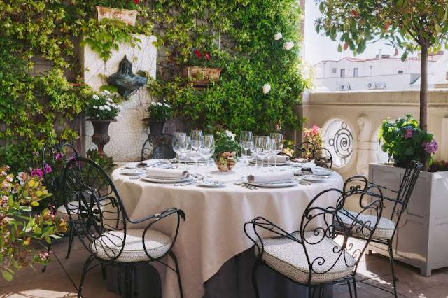 HAROMA, el Restaurante SOFISTICADO Y CASTIZO del lujoso HERITAGE