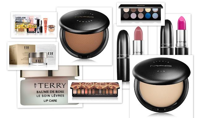 Notino luxusna kozmetika wishlist
