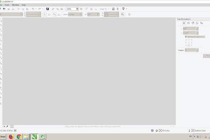 Cara Bikin Stempel Sederhana dengan CorelDraw