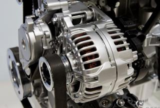 alternator, dinamo ampere atau pengisian