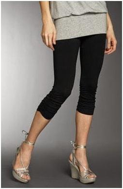 Capri-Length Legging