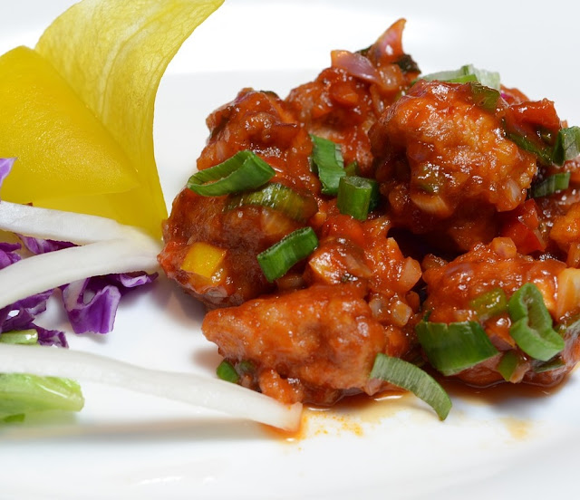 Safa Recipes Chicken Manchurian Recipe In Urdu