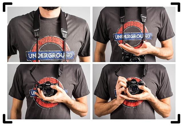 Curso Foto - Resumen - Sujetar la cámara