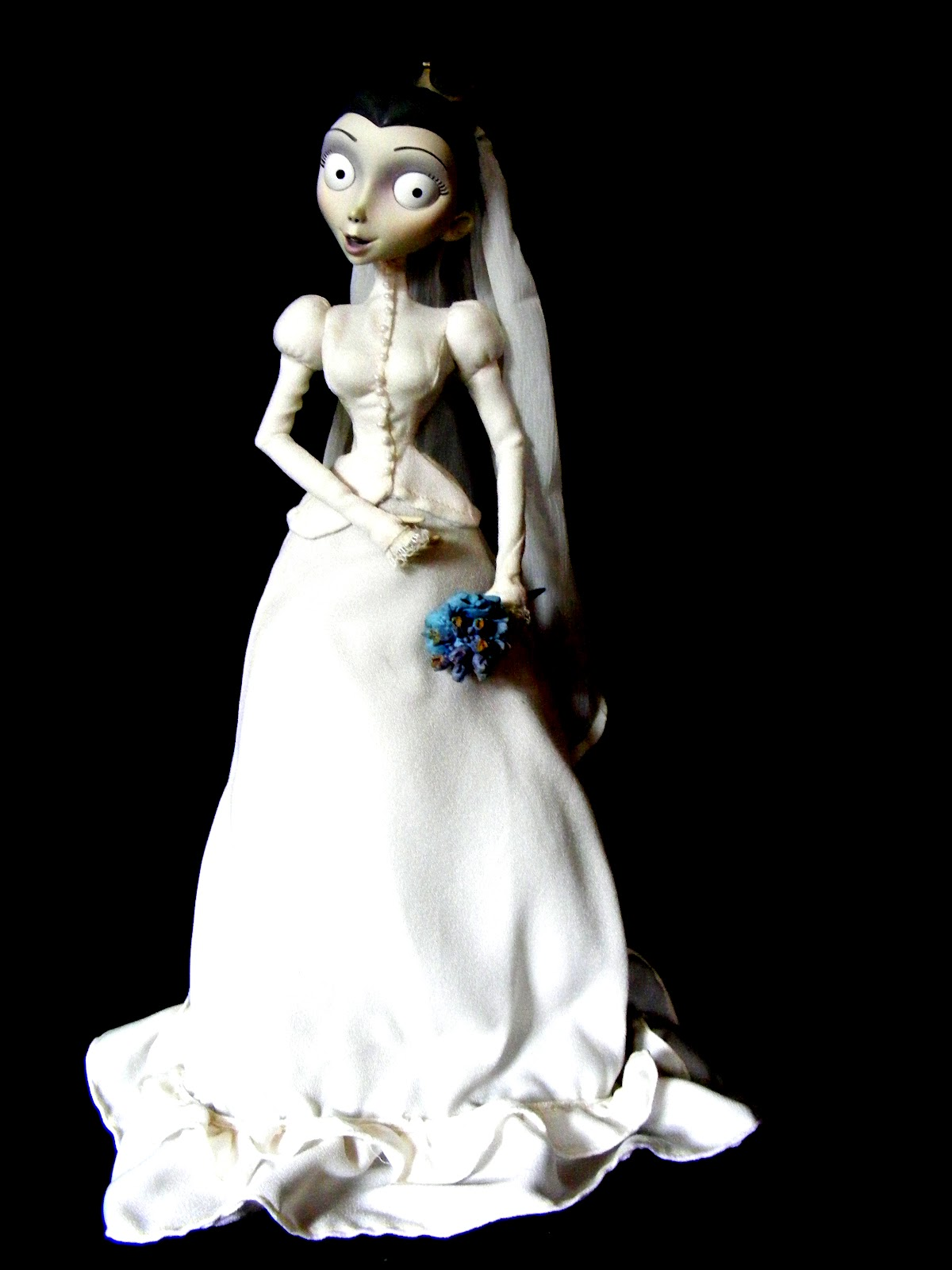Daniel James Animations Corpse Bride Photo Shoot