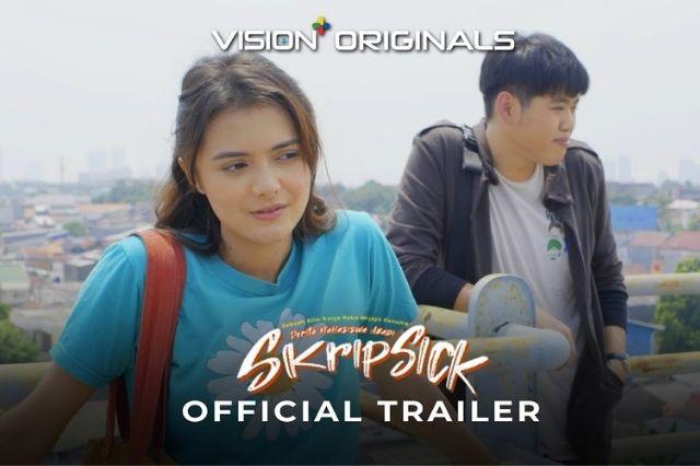 FILM - Skripsick: Derita Mahasiswa Abadi 2021 Series
