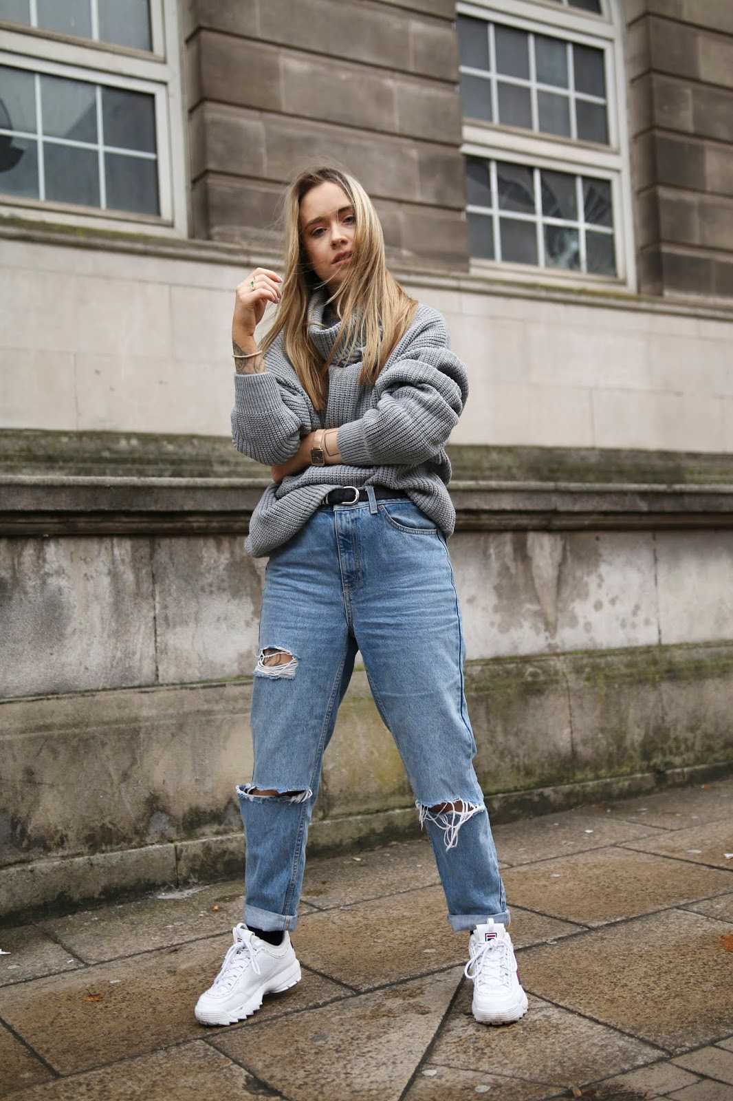 UK fashion blogger Lucy Love styles Femme Luxe
