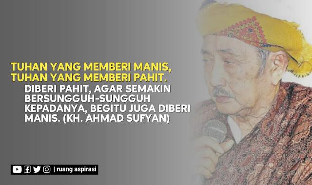 Haul KH Ahmad Sufyan Miftahul Arifin ke 8 Tahun: Meneladani akhlak dan perjuangan sosok manusia paripurna
