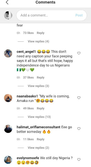 Check out the Independence Photos of Actor Mofe Damijo which got Nigerians talking about