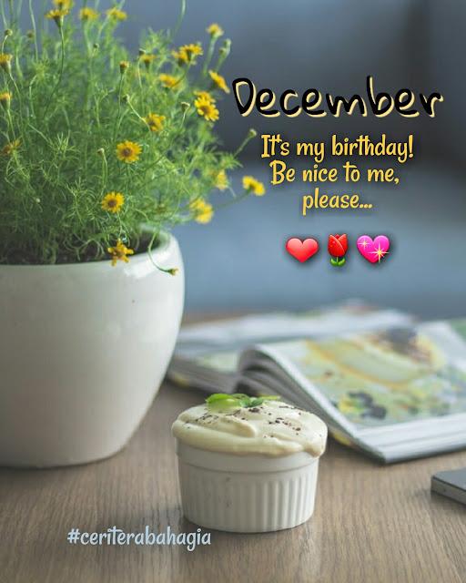 Coretan Harapan Sempena Hari Lahir 4 Disember