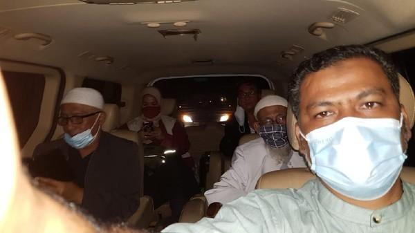 Keluar dari Gunung Sindur, Abu Bakar Ba'asyir Perjalanan ke Ngruki