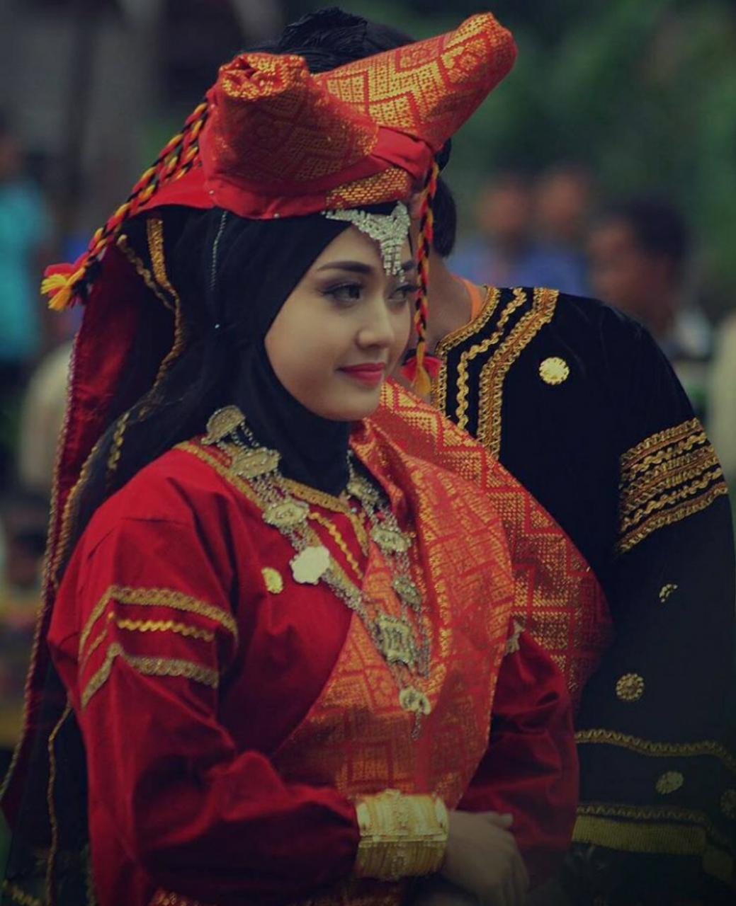 7 macam pakaian adat minang sumatra barat