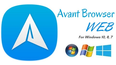 Avant Browser Download Latest Version for Windows 10, 8, 7