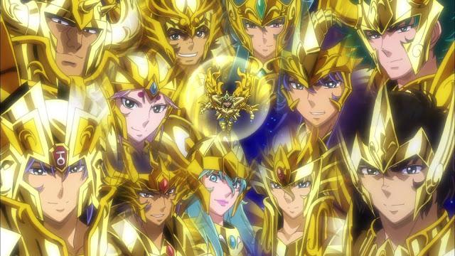 cavaleiros do zodiaco alma de ouro