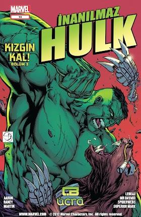 İnanılmaz Hulk #10