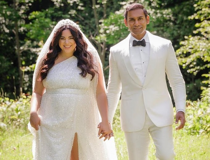 'RHOT' Star Roxy Earle Is Officially Married — See Pics Here!