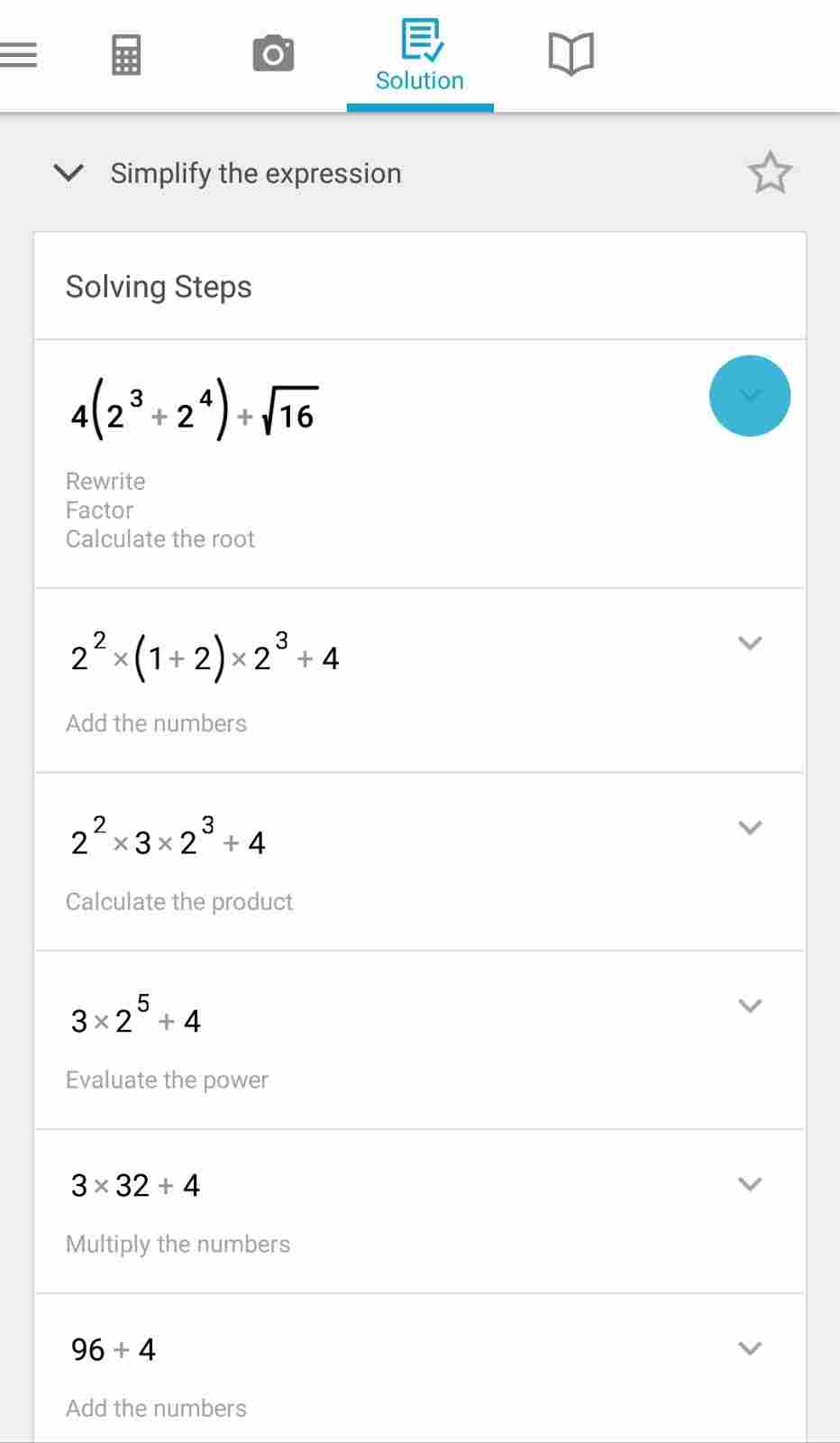 Photomath Math Problem Solver 07