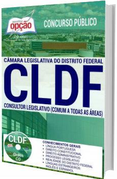 Apostila CLDF 2017 Consultor Legislativo