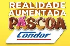Supermercados Condor Páscoa 2019 Use Celular Para Interagir Com Coelho