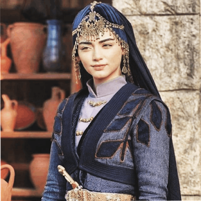 حياة بالا خاتون زوجة عثمان بن ارطغرل