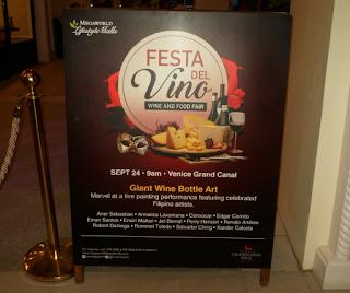 Festa del Vino The Most Italianesque Wine Festival at McKinley Hill