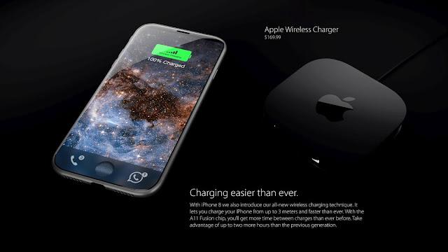 Dù chưa ra mắt, iPhone 8 đã khiến đối thủ xức - bức - sang – bang
