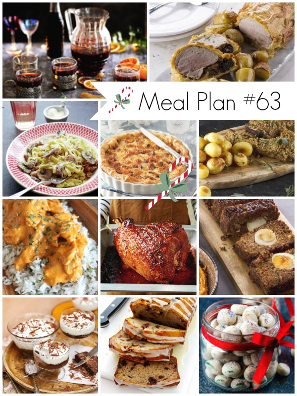 Weekly Meal Plan # 63 - Ioanna's Notebook