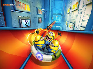 5 Reasons Why Minion Rush is My Favorite Game