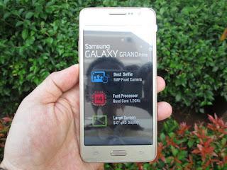 Samsung Grand Prime G530H Seken Mulus Fullset