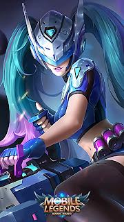 Layla Blue Spectre Heroes Marksman of Skins Globe LAN Tournament Rework