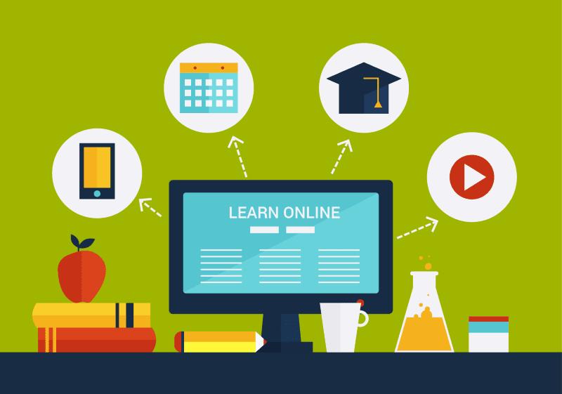 formación online y a distancia.