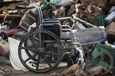 الكوارث الطبيعية وجهود حماية الأشخاص ذوي الإعاقة