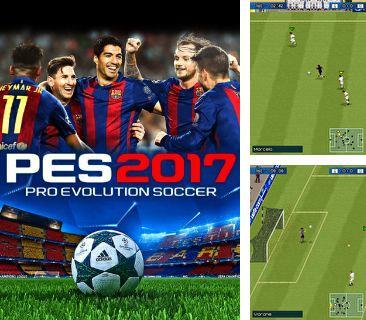 Pro Evolution Soccer 2017 (pes 2017) 320x240 java jar