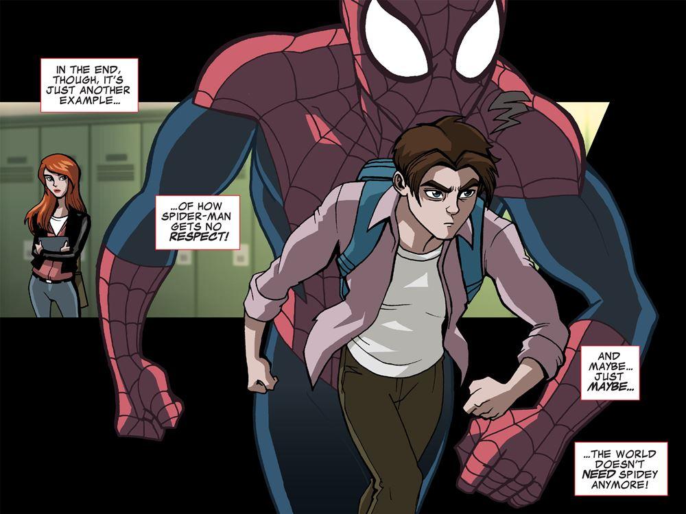 Ultimate Spider Man Comics Pdf