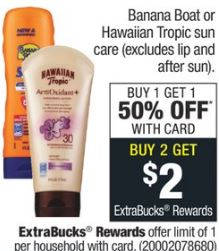banana boat CVS deal 5-12-5-18