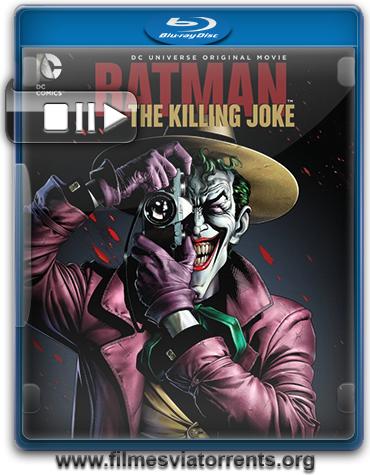 Batman: A Piada Mortal Torrent - BluRay Rip 720p e 1080p Dual Áudio